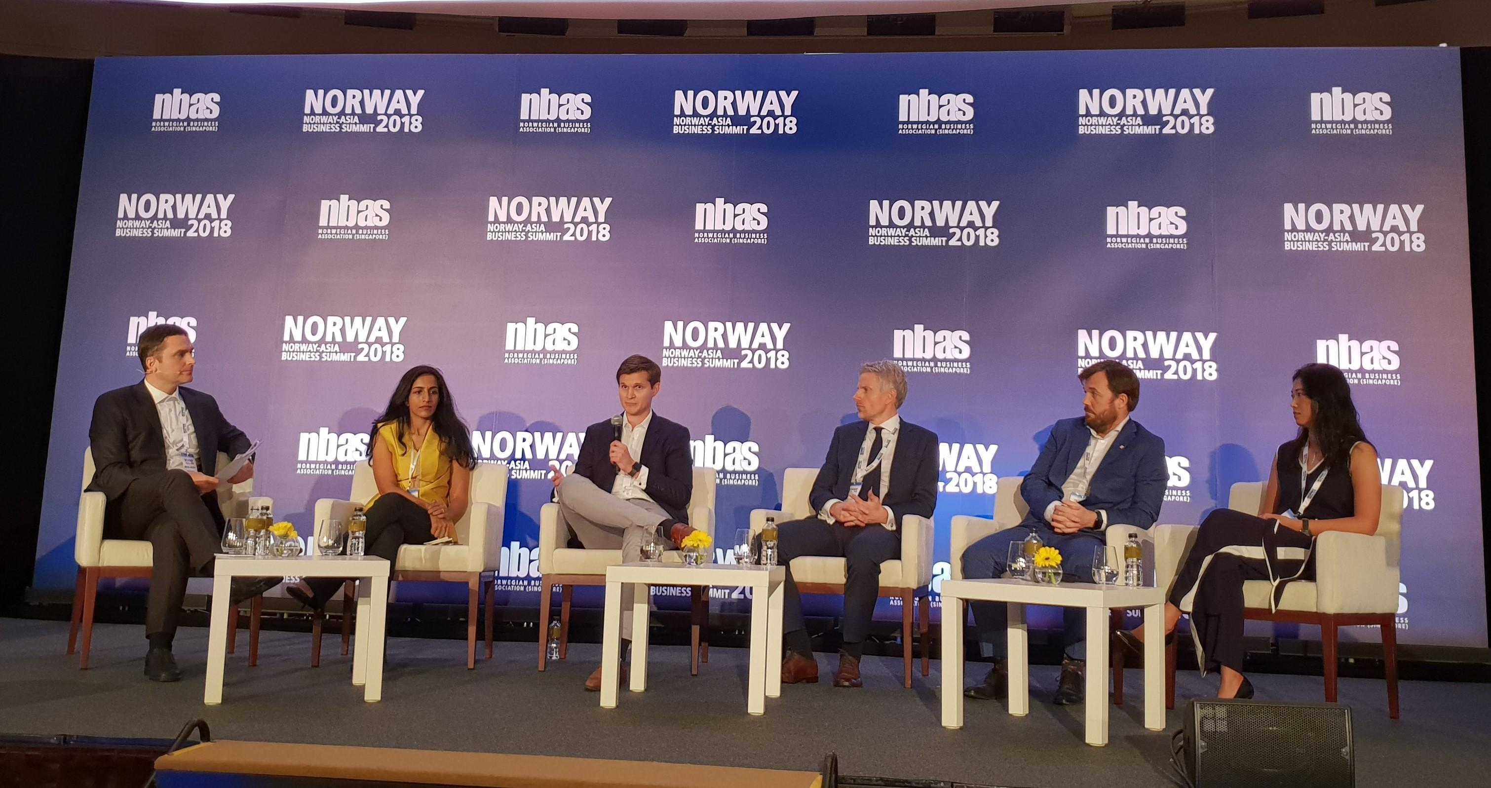 Norway Asia Business Summit